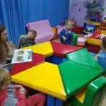 Світлина. 45 дітей з особливими потребами у минулому році відвідували Центр комплексної реабілітації у Ковелі. Реабілітація, інвалідність, інтеграція, адаптація, Ковель, корекція