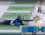 Українці завершили зимовий кубок світу у Швеції першими у світі з 36-ма медалями. кубок світу, швеція, біатлон, лижні перегони, паралімпійська збірна, sports equipment, screenshot