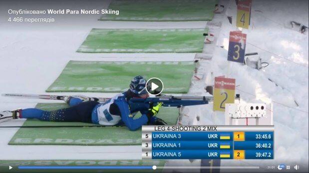 Українці завершили зимовий кубок світу у Швеції першими у світі з 36-ма медалями. кубок світу, швеція, біатлон, лижні перегони, паралімпійська збірна