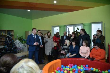 Степан Барна поспілкувався з педагогами, які працюють в умовах інклюзивного навчання (ФОТО)