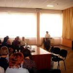 Світлина. У ЗЗСО № 281 відбувся Всеукраїнський науково-практичний семінар з інклюзивної освіти. Навчання, особливими освітніми потребами, інклюзивна освіта, Київ, семінар, ЗЗСО № 281