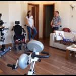 В Одесі відкрили зал фізичної терапії для осіб із обмеженими можливостями (ВІДЕО)
