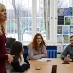 Світлина. Центр розвитку кар'єри запросив до співпраці студентів з інвалідністю. Навчання, інвалідність, зустріч, студент, Центр розвитку кар'єри, СНУ ім. В. Даля