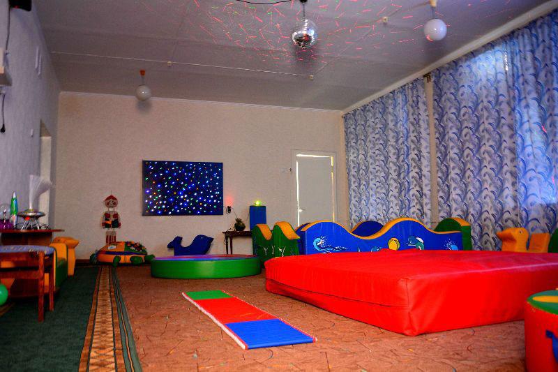 В обласному спеціалізованому будинку дитини нового типу пройшли реабілітацію понад триста пацієнтів (ФОТО)
