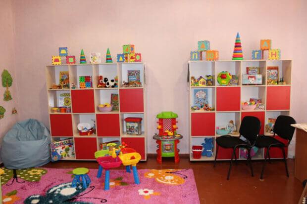 Для особливих дітей Острога відкрили інклюзивно-ресурсний центр. ірц, острог, особливими освітніми потребами, реформа, інклюзія