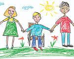 Чиновники розповіли, як саме в Івано-Франківську працює інклюзивне навчання. івано-франківськ, нарада, особливими освітніми потребами, послуга, школа, drawing, child art, cartoon, sketch, illustration, comic, clothing. A number of animals in a room