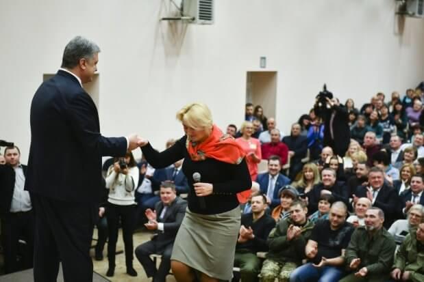 Президент про відкриття ресурсних центрів: Держава повинна робити все для розвитку особливих дітей. краснокутськ, петро порошенко, зустріч, особливими потребами, ресурсний центр