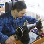 Вихованці навчально-реабілітаційного центру готують першу власну колекцію дизайнерського одягу (ВІДЕО)