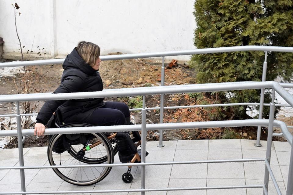 На Вінниччині облаштовують відділи обслуговування громадян для осіб з особливими потребами (ФОТО)