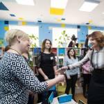 Світлина. Марина Порошенко: У 2019 році Україна перейде на міжнародний формат оцінки функціонування та обмеження життєдіяльності дітей з особливими освітніми потребами. Навчання, особливими освітніми потребами, інклюзивна освіта, ІРЦ, Марина Порошенко, Запорізька область