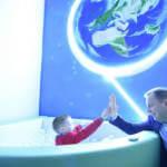 Світлина. Інклюзивно-ресурсний центр у Підгайцях – місце для навчання майже сотні діток. Навчання, особливими освітніми потребами, інклюзивна освіта, ІРЦ, Степан Барна, Підгайці