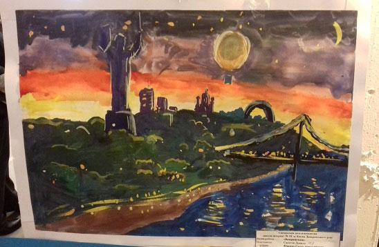 Повірити у себе: у столиці відкрилась виставка робіт особливих митців. київ, виставка, картина, творчість, інвалідність
