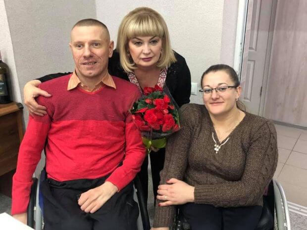 В Горловке от обстрелов пряталась в ванне, а в Краматорске стала счастливой. Главное – не сдаваться. татьяна бобровская, доступность, инвалидность, переселенец, спортсменка