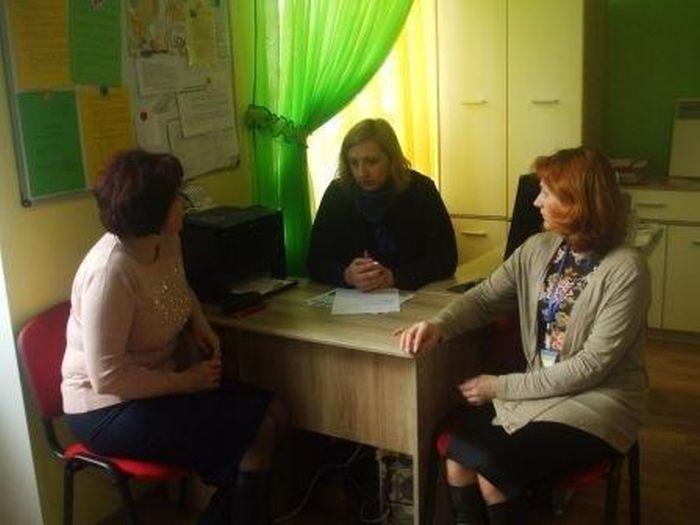 У Ланівцях служба зайнятості та інклюзивно-ресурсний центр обговорили напрямки подальшої співпраці