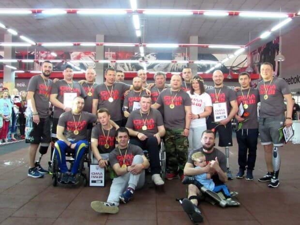 Інвалідний візок не вирок: Харківська IT-компанія підтримала соціальний проект. бф пларіум, харків, змагання сила нації, поранення, учасник ато