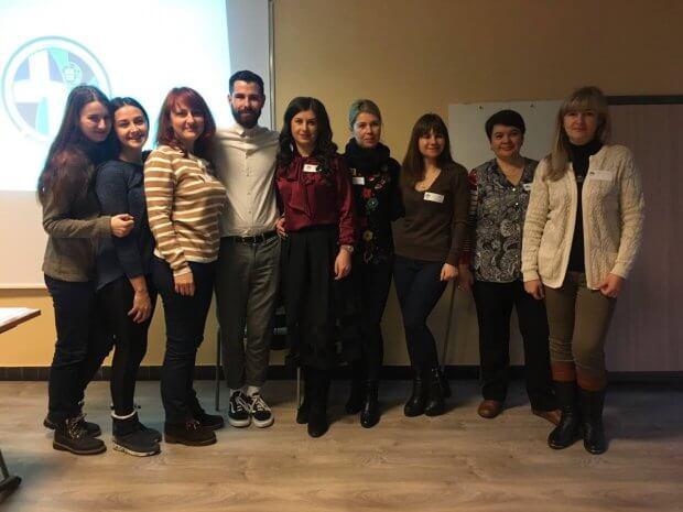 Франківський коледж став учасником унікальної програми з впровадження інклюзивної освіти. івано-франківськ, коледж, поїздка, проект pixels on tour erasmus+, інклюзивна освіта