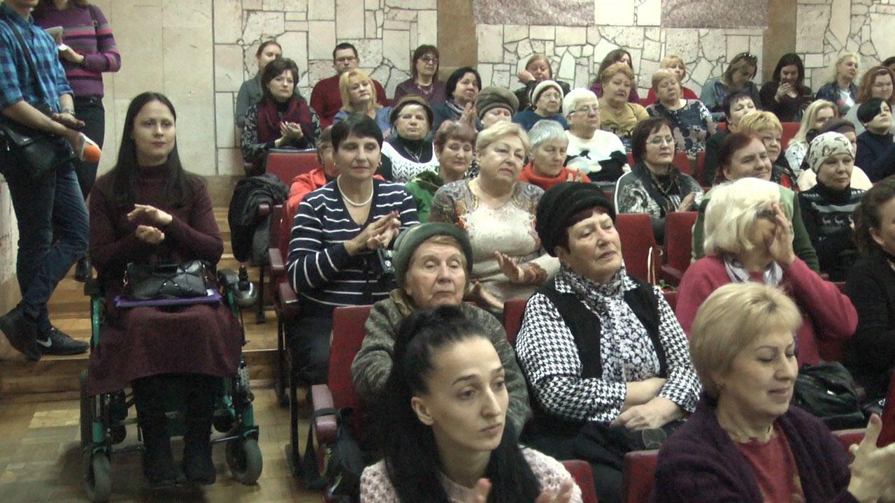 Відбувся форум для жінок з інвалідністю (ВІДЕО)