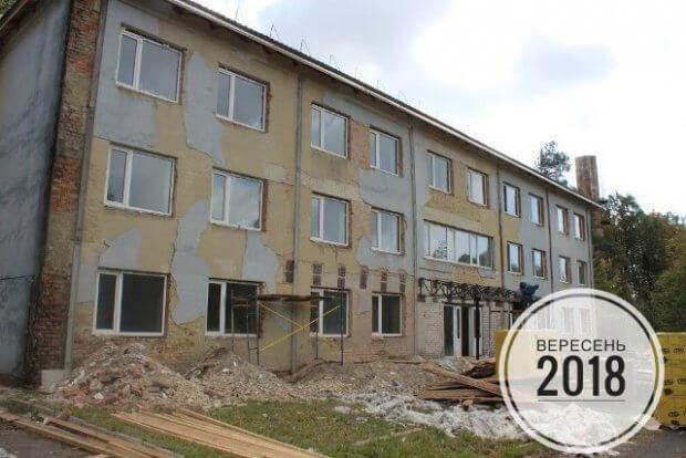Старе аварійне приміщення в Олександрії відновлюють для людей з інвалідністю. олександрія, приміщення, ремонт, інвалідність, інтеграція