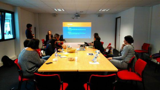 Переймаємо досвід французьких колег щодо послуги раннього втручання