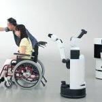 Людям с инвалидностью, которые посетят Олимпиаду-2020, будут помогать роботы (ФОТО, ВИДЕО)