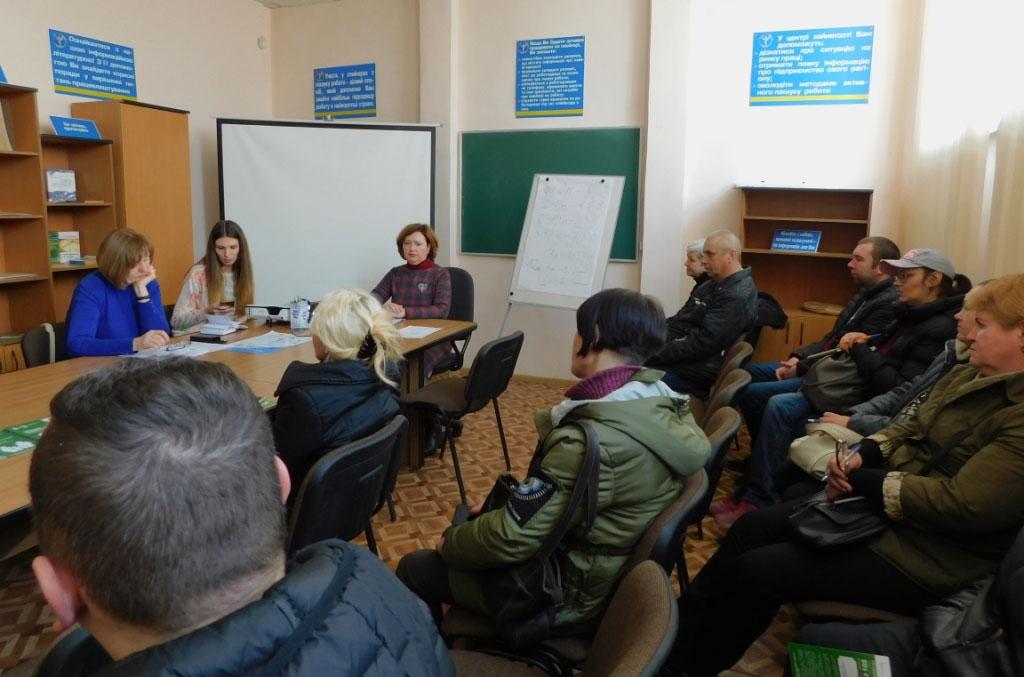 Без обмежень: в Олександрії відбувся ярмарок вакансій для громадян з інвалідністю