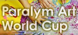 Людей з обмеженими можливостями запрошують показати свої художні таланти на світовому конкурсі в Токіо. paralym art world cup, японія, талант, художня робота, інвалідність, poster, screenshot, pasta, clipart. A birthday cake