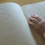 У Львові незрячі увесь день читатимуть «Кобзар» шрифтом Брайля