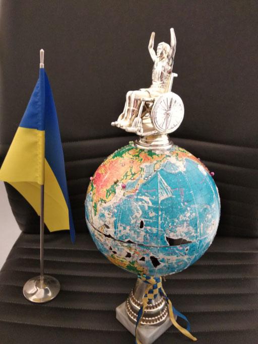 Український громадський діяч та мандрівник Микола Подрезан відвідав Катар. катар, микола подрезан, мандрівник, проект, інвалідність