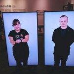 В Одессе показали искусство с синдромом Дауна: о сексе, любви и смерти (ФОТО)