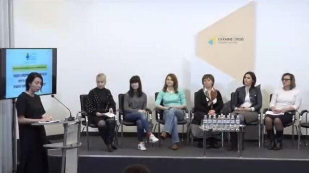 Від 2% до 10% людей з синдромом Дауна в Україні можуть взяти участь у відкритому ринку праці (ВІДЕО) ДИСКУСІЯ ПРАЦЕВЛАШТУВАННЯ СИНДРОМ ДАУНА ІНВАЛІДНІСТЬ ІНКЛЮЗИВНІСТЬ