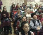 Відбувся форум для жінок з інвалідністю (ВІДЕО). миколаїв, досвід, жінка, форум, інвалідність, person, human face, clothing, smile, woman, indoor, man, group, girl, posing. A group of people posing for the camera