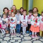 Марина Порошенко ознайомилася з результатами впровадження інклюзивної освіти в столиці України