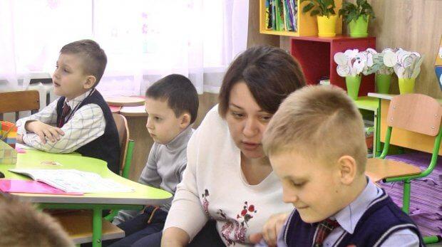 33-та вінницька школа – лідер із впровадження інклюзивної освіти. вінниця, асистентка, школа, інвалідність, інклюзивна освіта