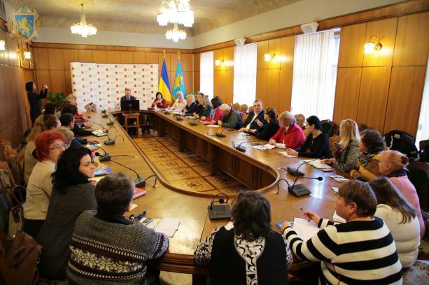В ОТГ проведуть зустрічі щодо розвитку та надання соціальних послуг особам з інвалідністю. львівська область, отг, зустріч, соціальна послуга, інвалідність