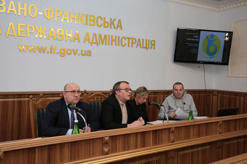 Відбулося засідання обласного комітету доступності (ФОТО)