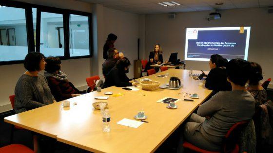 Переймаємо досвід французьких колег щодо послуги раннього втручання. проект twinning, франція, делегація, раннє втручання, стажування