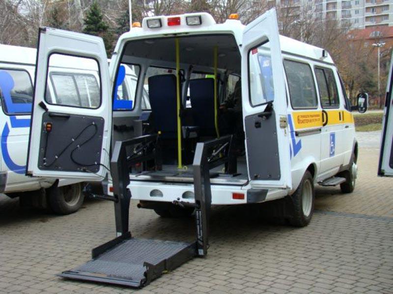 Запроваджено програму придбання спецавтомобілів для перевезення осіб з інвалідністю