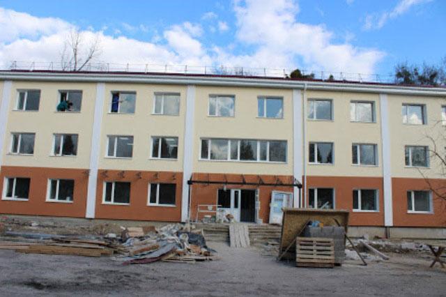 Старе аварійне приміщення в Олександрії відновлюють для людей з інвалідністю