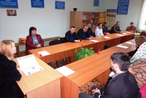 Роботодавці Гайворонщини дізнавались тонкощі організації працевлаштування людей з інвалідністю. гайворонщина, працевлаштування, роботодавець, семінар, служба зайнятості