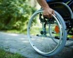 Хмельничани просять створити центр реабілітації для людей з інвалідністю. хмельницький, коригування, моніторинг, петиция, інвалідність, bicycle, outdoor, tree, wheel, bicycle wheel, bike, land vehicle, person, tire, vehicle. A man riding on the back of a bicycle