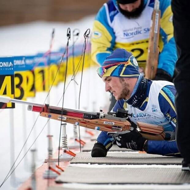 На лижах у… резерв української збірної і на світовий чемпіонат. паша тріль, змагання, мотивація, спорт, студент