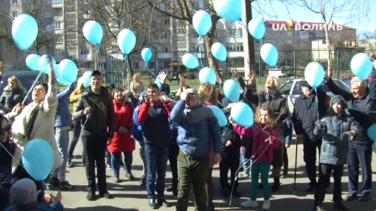 У Луцьку відкрився новий Центр для занять з дітьми з інвалідністю (ФОТО, ВІДЕО)