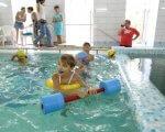 Как попасть ребенку с инвалидностью в Центр реабилитации. херсонщина, адаптація, инвалидность, профориентация, соціалізація, water, swimming pool, toddler, person, baby, boy, pool, leisure centre, leisure, swimming. A child swimming in a pool of water