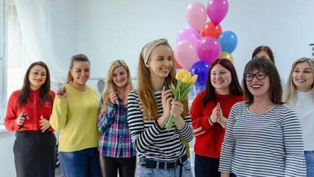 День іншого життя! У Дрогобичі для осіб з обмеженими фізичними можливостями організували благочинну фотосесію. бф карітас, дрогобич, оля радіонова, проект краса всередині, фотосесія
