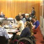 Переселенка домоглася виділення 9 млн грн, щоб зробити Краматорськ доступним для людей з інвалідністю