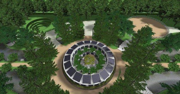 У Черкасах планують зробити інклюзивний парк. черкаси, грант, універсальний дизайн, інвалідність, інклюзивний парк