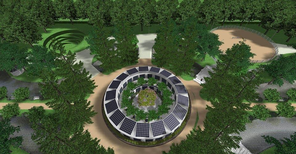 У Черкасах планують зробити інклюзивний парк (ФОТО)