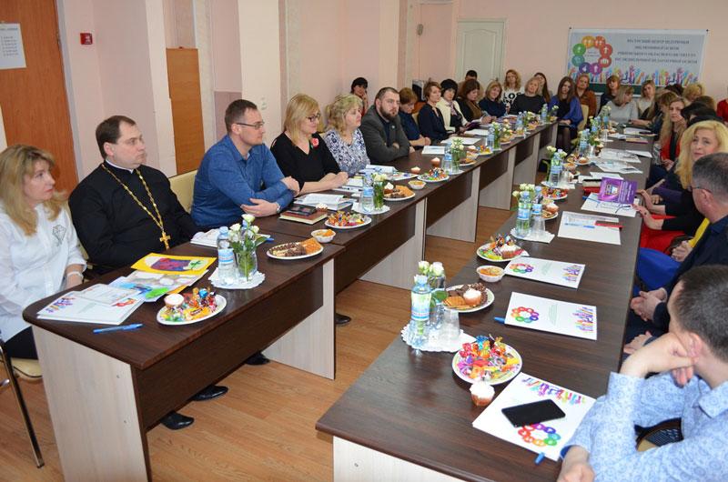 Ресурсний центр підтримки інклюзивної освіти відкрили у Рівному (ФОТО)