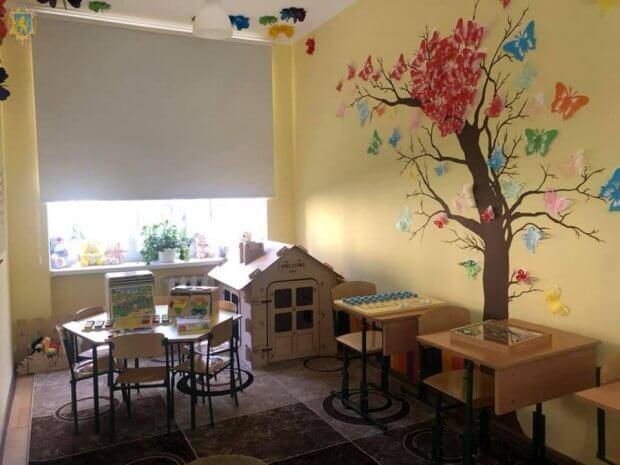 У Пустомитах відкрили інклюзивно-ресурсний центр для дітей з особливими освітніми потребами. ірц, пустомити, корекційне заняття, особливими освітніми потребами, оцінка розвитку