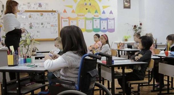 У Полтавському виші готують спеціалістів до роботи в інклюзивному навчальному середовищі. полтава, педуніверситет, специалист, студент, інклюзивна освіта